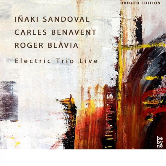 Electric Trio Live (CD + DVD) Digipack
