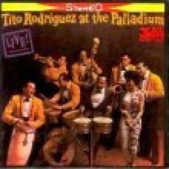 Tito Rodriguez At The Palladium - Live Performance