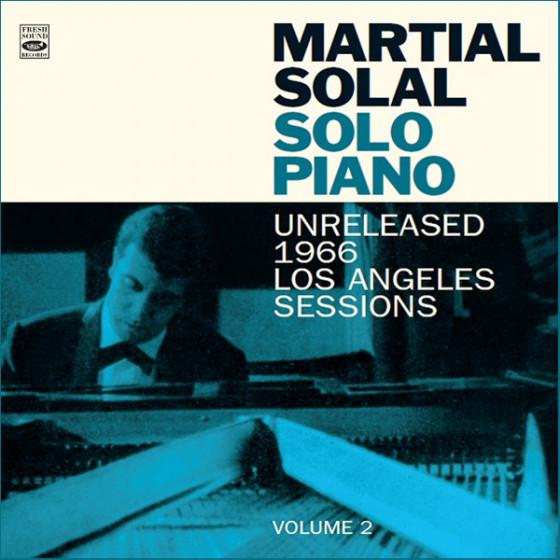 Solo Piano: Unreleased 1966 Los angeles Session · Volume 2