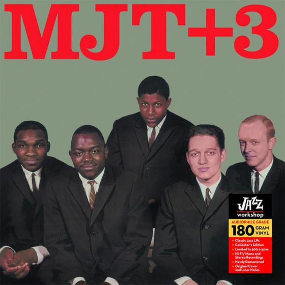 MJT+3 (Audiophile 180gr. Hq Vinyl)