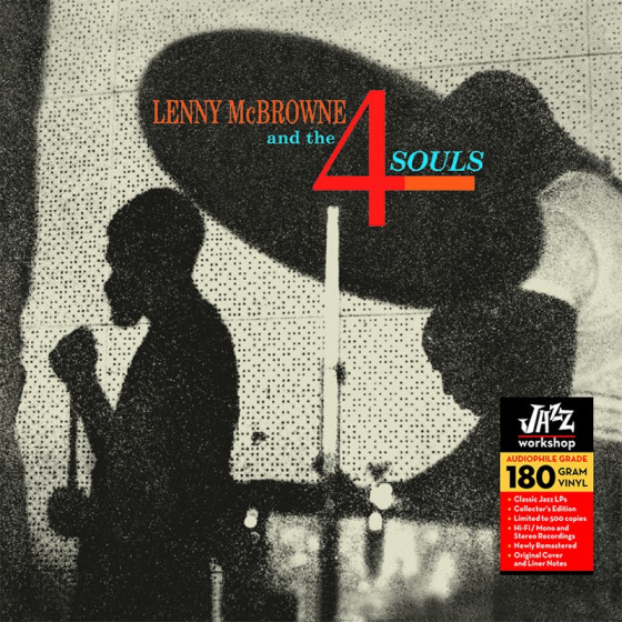 Lenny McBrowne and The 4 Souls (Audiophile 180gr. HQ Vinyl)
