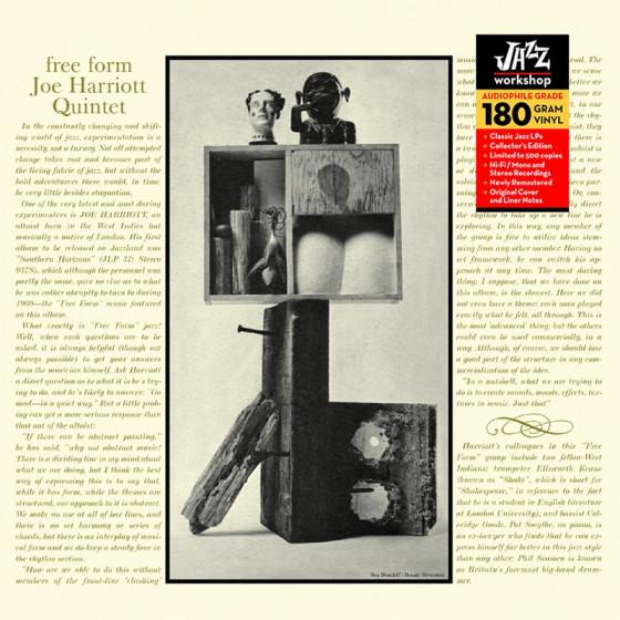 Free Form (Audiophile 180gr. HQ Vinyl)