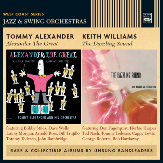 Alexander the Great + The Dazzling Sound (2 LP on 1 CD)