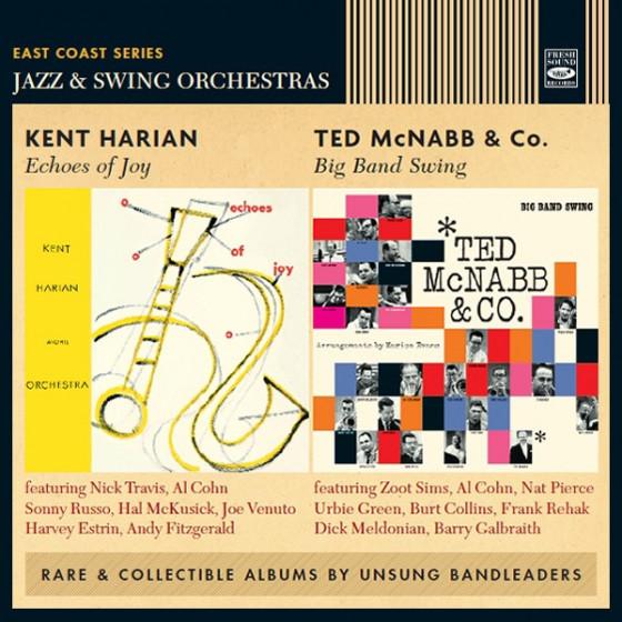 Echoes of Joy + Big Band Swing (2 LP on 1 CD)