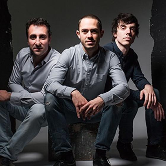 Georges Correia, Thomas Delor & Simon Martineau