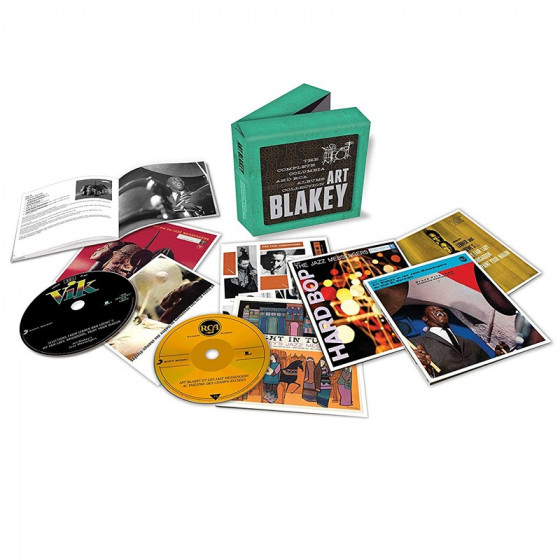 The Complete Columbia & RCA Albums Collection (8-CD Box Set)