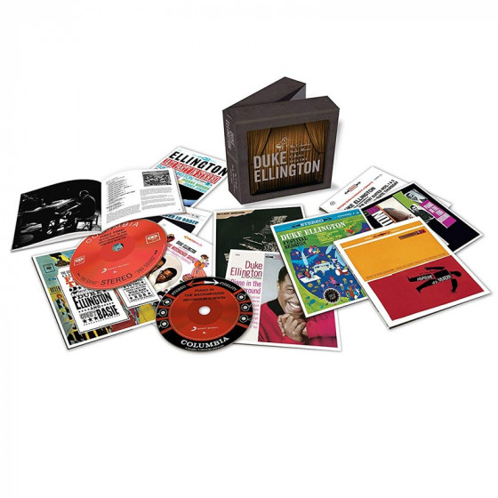 The Columbia Studio Albums Collection 1959-1961 (10-CD Box Set)