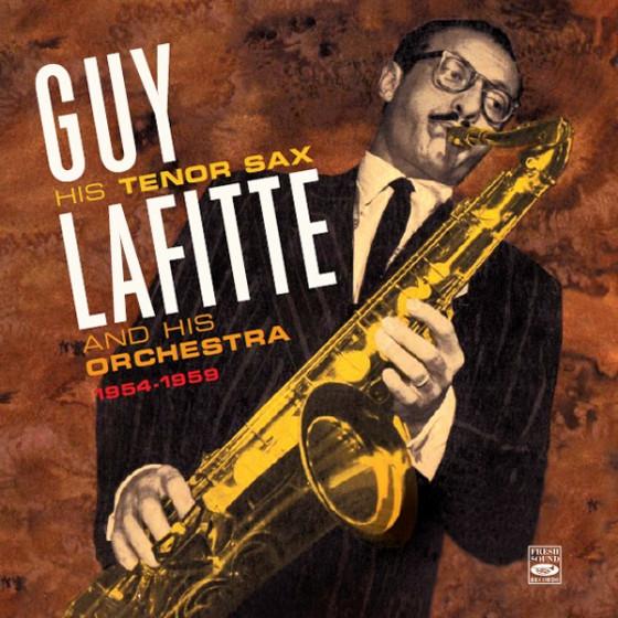 His tenor Sax & His Orchestra 1954-1959 (2 10'' on 1 CD) + Bonus Tracks