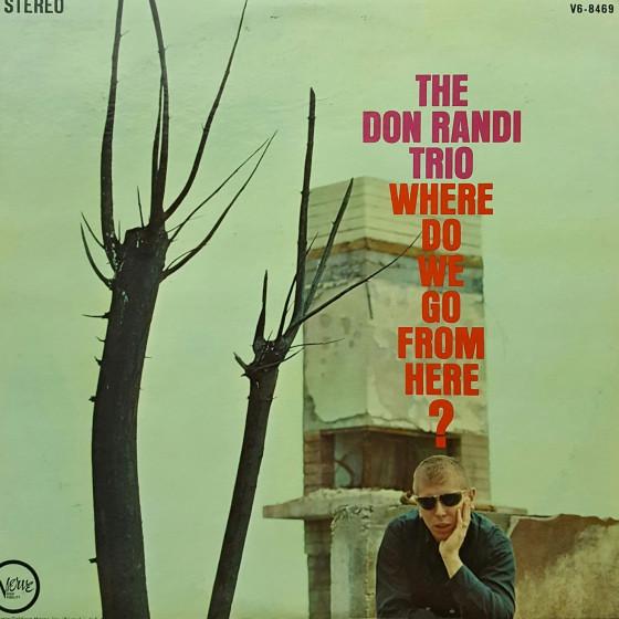 Where Do We Go From Here? (Vinyl)