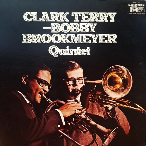 Clark Terry-Bobby Brookmeyer Quintet (Vinyl)