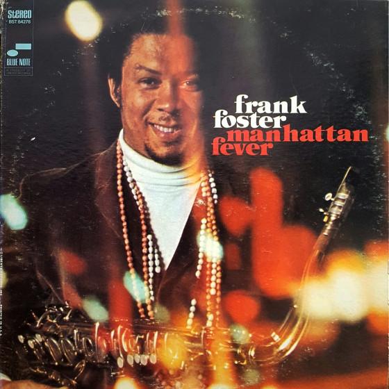 Manhattan Fever (Vinyl)
