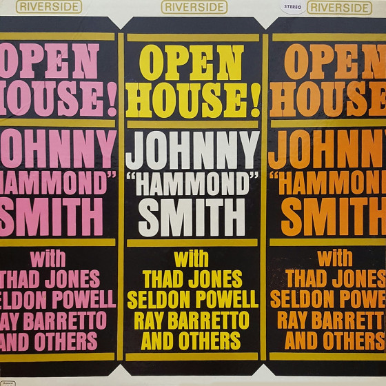 Open House! (Vinyl)