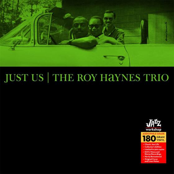 Just Us (Audiophile 180gr. HQ Vinyl)