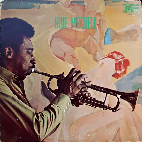 Blue Mitchell (Vinyl)