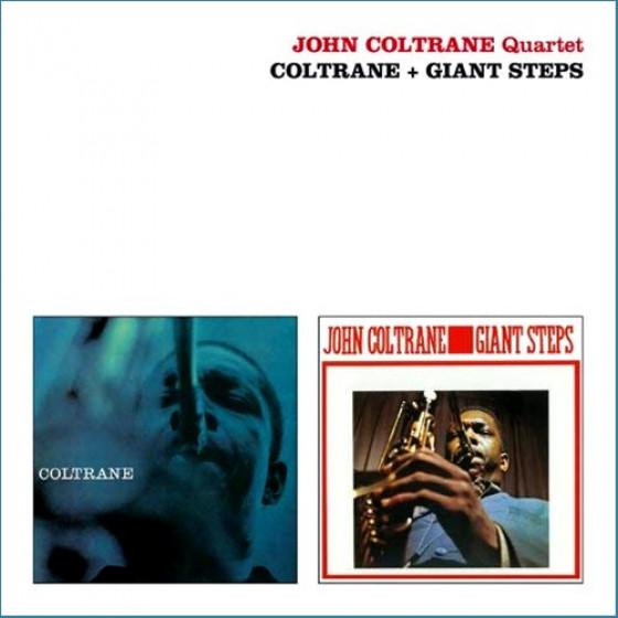 Coltrane + Giant Steps (2 LP on 1 CD)