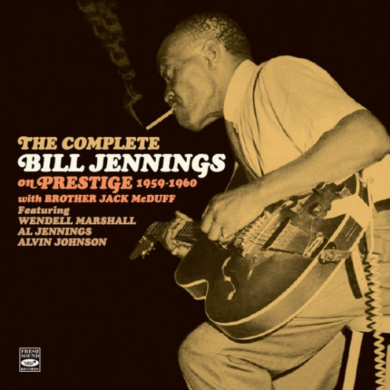 The Complete Bill Jennings on Prestige 1959-1960 (2 LP on 1 CD) + Bonus Track