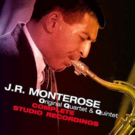 Original Quartet & Quintet - Complete Studio Recordings (4 LP on 2 CD)