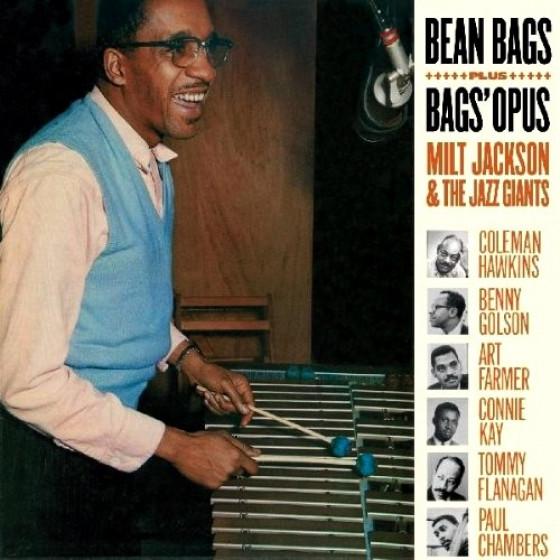 Bean Bags + Bags' Opus (2 LP on 1 CD)