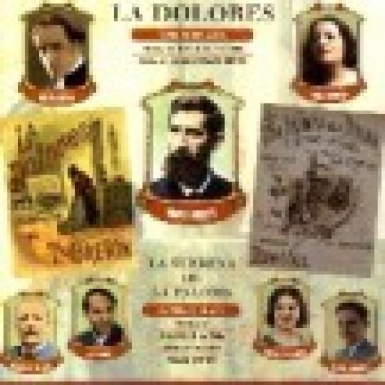 La Dolores - La Verbena De La Paloma - La Rosa De Madrid