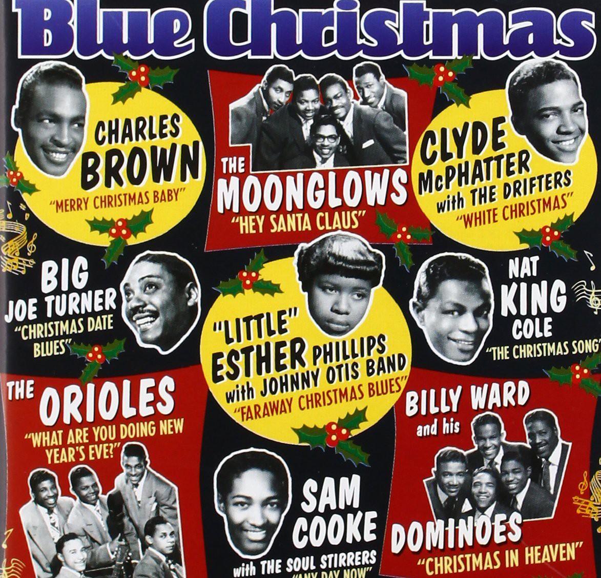 Various Artists - Blue Christmas - Blue Sounds