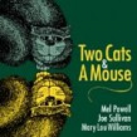 Two Cats & A Mouse