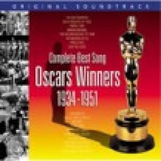 Complete Best Songs Oscars Winners 1934-1951
