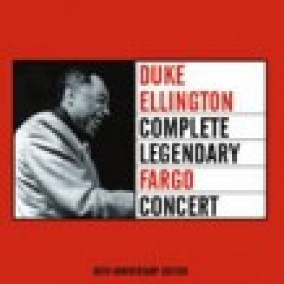 Complete Legendary Fargo Concert -2 Cds Set