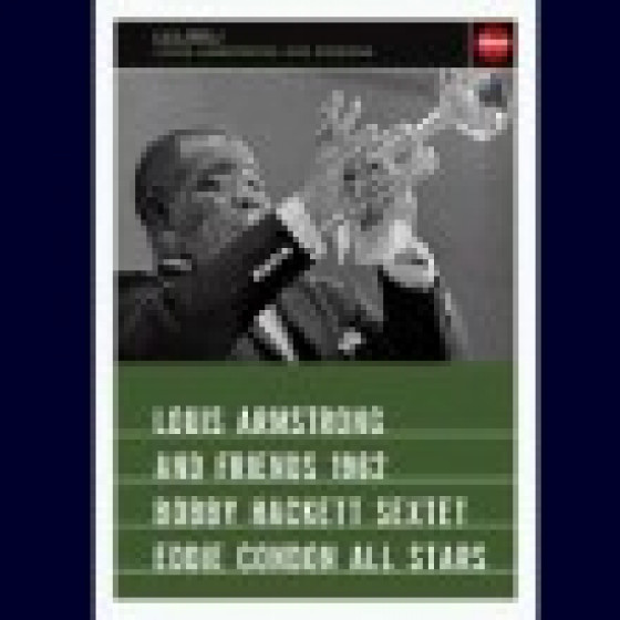 Louis Armstrong And Friends 1962 - DVD Pal