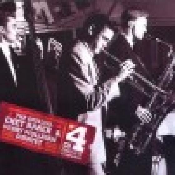 The Original Chet Baker & Gerry Mulligan Quartet in 4 CD Complete Recordings
