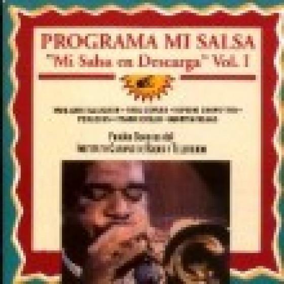 Programa mi Salsa: Mi salsa en descarga Vol.1