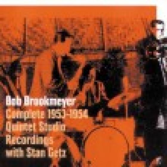 Complete 1953-1954 Quintet Studio Recordings with Stan Getz (2-CD Set)