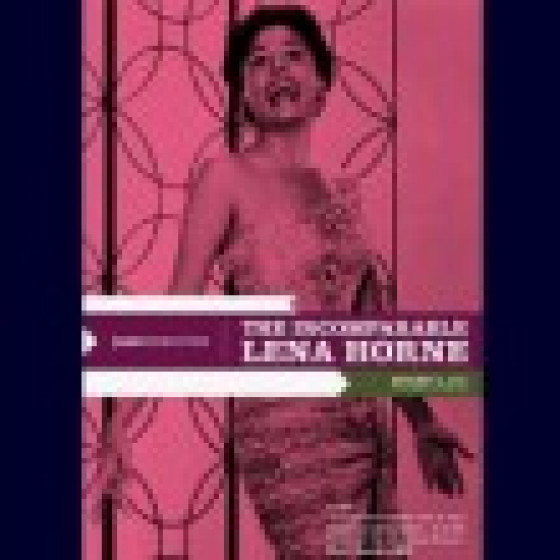 The Incomparable Lena Horne - DVD Worlwide Zone - Double Sided NTSC / PAL