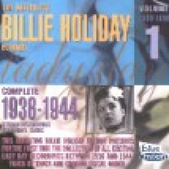 The Complete 1936 - 1944 Studio Recordings Alternates Takes Vol.1 1936 - 1938
