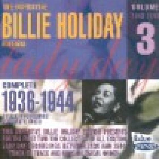 The Complete 1936 - 1944 Studio Recordings Alternates Takes Vol.3 1940 - 1944