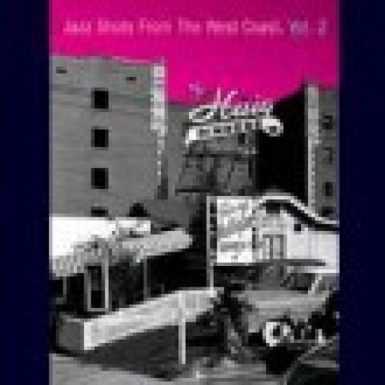 Jazz Shots From The West Coast Vol. 2 ( DVD - PAL & NTSC - All Zone)