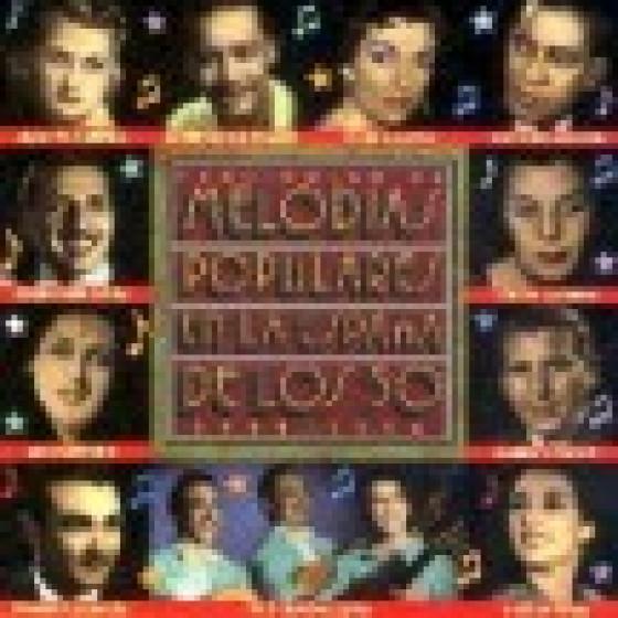 Melodias Populares en la España de Los 50: 1950-1954