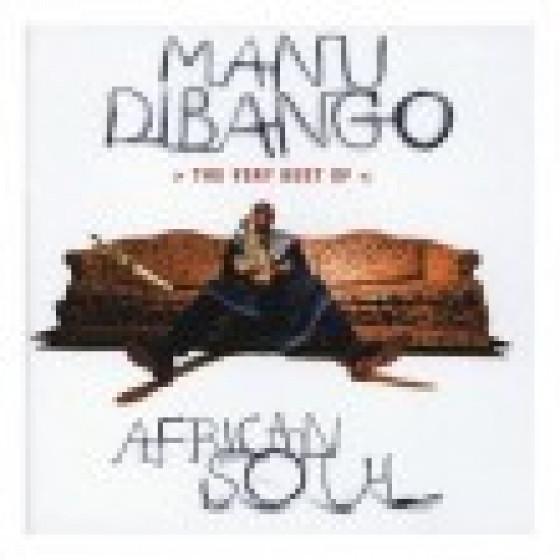 African Soul - The Very Best of Manu Dibango