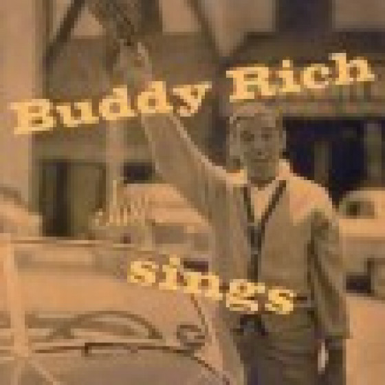 Buddy Rich Just Sings (Digipack Edition)