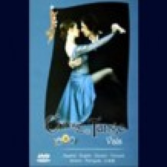 Curso De Tango: Vals ( Dvd )