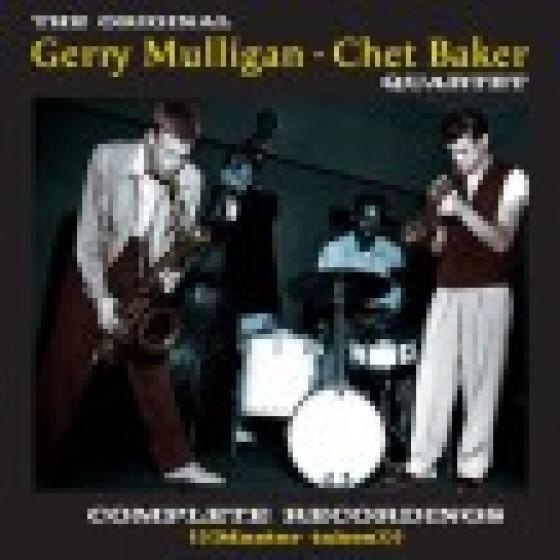 The Original Gerry Mulligan-Chet Baker Quartet (2 CD set)
