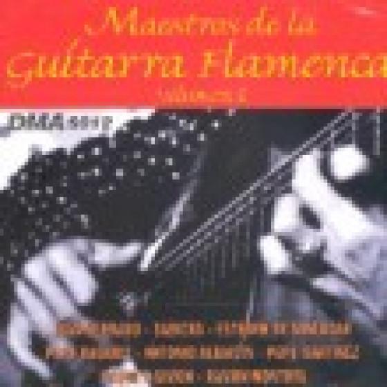Maestros De La Guitarra Española - Vol.1