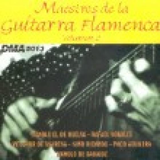 Maestros De La Guitarra Española - Vol.2