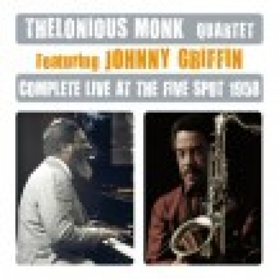 Complete Live At The Five Spot 1958 (2 CD set)
