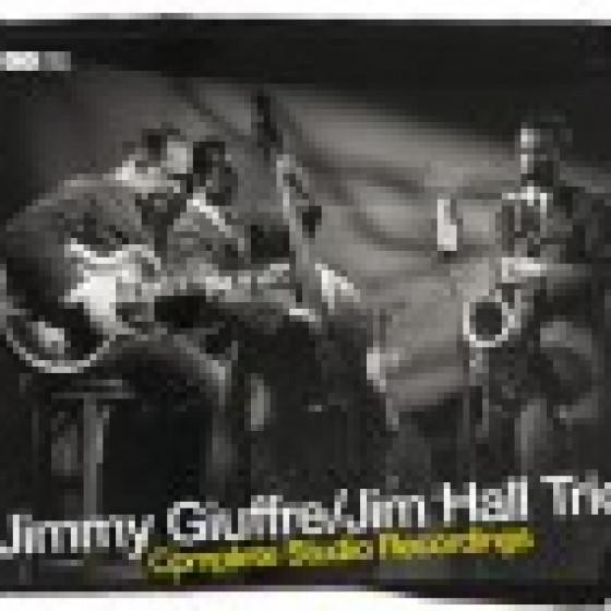Jimmy Giuffre/Jim Hall Trio - Complete Studio Recordings (4 CD Box Set)