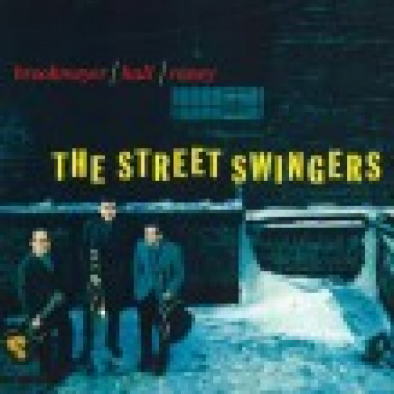 The Street Swingers + The Dual Role Of Bob Brookmeyer (2 LPs on 1 CD)