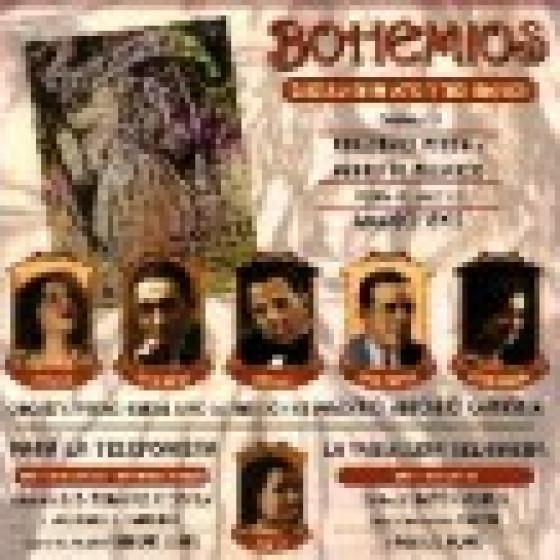 Bohemios Bohemios - Paca La Telefonista - La Taquillera Del Cinema
