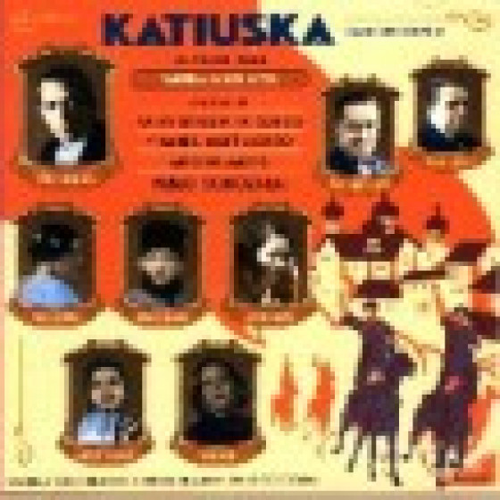 Katiuska (La Mujer Rusa)