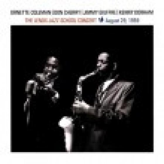 The Lenox Jazz School Concert - August 29, 1959