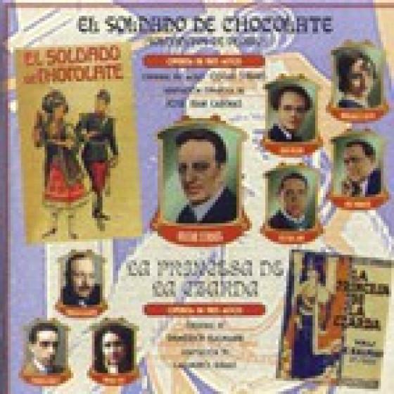 El Soldado De Chocolate - La Princesa De La Czarda
