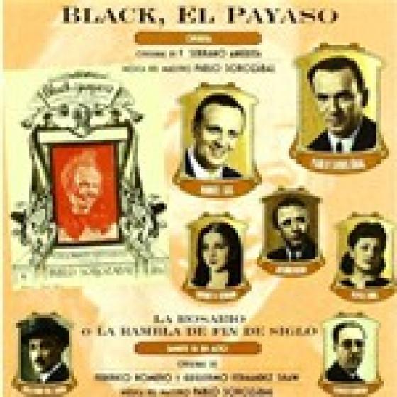 Black, El Payaso - La Rosario